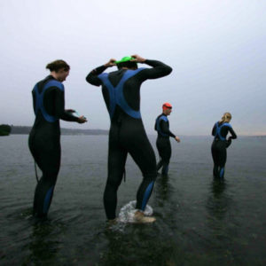 Pen Water Swim Coaching